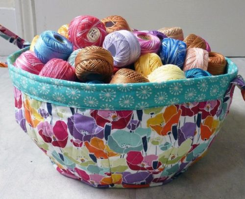 Love From Beth - Project Basket Sewing Pattern